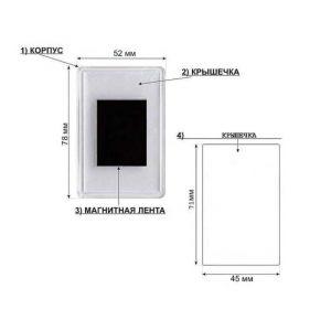 acril 1 magnet in ua proizvodstvo reklamnih magnitov