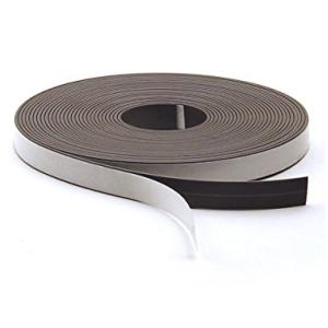 Где применяется самоклеющаяся магнитная лента
