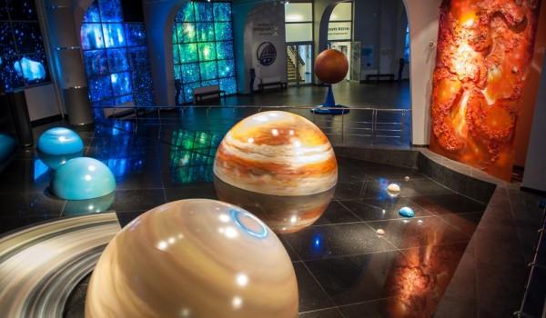 Московский планетарий выпустил сувенирные магниты